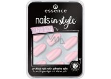 Essence Nails In Style umělé nehty 08 Get Your Nudes On 12 kusů