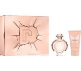 Paco Rabanne Olympea parfémovaná voda pro ženy 50 ml + tělové mléko 75 ml, dárková sada
