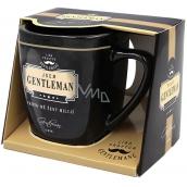 Nekupto Liga Pravých Gentlemanů hrnek v krabičce, Jsem Gentleman, proto mě ženy milují 200 ml