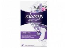Always Discreet Long inkontinenční slipové intimní vložky 40 kusů