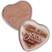 Essence My Glow Passion tvářenka 8,5 g