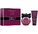 Rochas Mademoiselle Rochas Couture parfémová voda pro ženy 50 ml + tělové mléko 100 ml, dárková sada