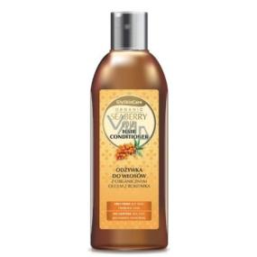 GlySkinCare Organický Rakytníkový olej kondicionér navysušené a lámavé vlasy 250 ml