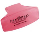 Fre Pro Bowl Clip Kiwi Grapefruit vonný WC závěs růžový 10 x 5 x 6 cm 55 g
