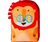 Fa Kids Pirát sprchový gel 250 ml + Schauma Kids Boy šampon na vlasy 250 ml + Vademecum Junior Jablko zubní pasta 50 ml + batůžek Lev, kosmetická sada pro kluky