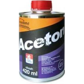 Severochema Aceton technický 420 ml plechovka