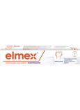 Elmex Menthol-free Bez mentolu kompatibilní s homeopatickou léčbou zubní pasta 75 ml