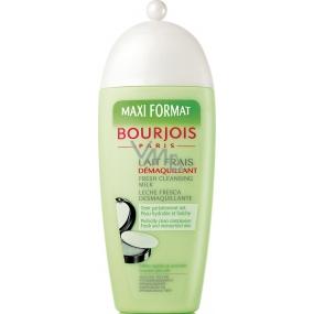 Bourjois Fresh Cleansing Milk čisticí pleťové mléko 250 ml