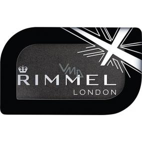 Rimmel London Magnif Eyes Mono oční stíny 014 Black Fender 3,5 g