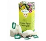 Dr. Popov Gaskoňský bylinný čaj štěstí na dobrou náladu 20 x 1,5 g