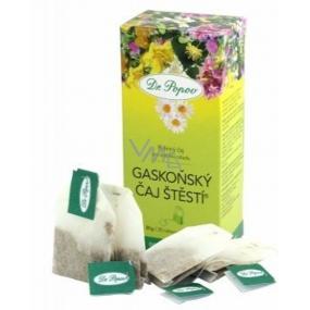 Dr.Popov Gaskoňský bylinný čaj štěstí ne dobrou náladu 20 x 1,5 g