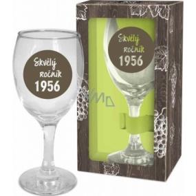 Albi Můj Bar Sklenka na víno 1956 220 ml