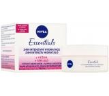 Nivea Essentials výživný denní krém pro suchou až citlivou pleť 50 ml