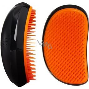 Tangle Teezer Salon Elite Neon Profesionální kompaktní kartáč na mokré vlasy černo-neonově oranžový