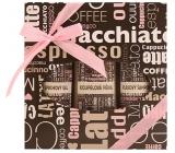 Bohemia Gifts & Cosmetics Coffee koupelová lázeň 250 ml + sprchový gel 200 ml + vlasový šampon 200 ml, kosmetická sada