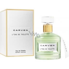 Carven L Eau de Toilette toaletní voda pro ženy 50 ml