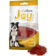 Calibra Dog Joy Chicken Rings doplňkové krmivo pro psy z kuřecího masa 80 g
