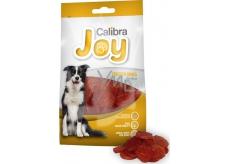 Calibra Joy Kuřecí maso doplňkové krmivo pro psy 80 g
