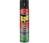 Raid Aerosol proti lezoucímu hmyzu s eukalyptovým olejem 400 ml