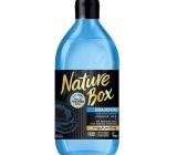 Nature Box Kokos Hydratační šampon se 100% za studena lisovaným olejem, vhodné pro vegany 385 ml