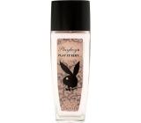 Playboy Play It Sexy parfémovaný deodorant sklo pro ženy 75 ml Tester