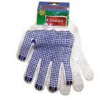 Clanax Univerzální pracovní rukavice 1 pár