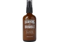 Hawkins & Brimble Men hydratační pleťový krém pro mastnou pleť s jemnou vůní elemi a ženšenu 100 ml