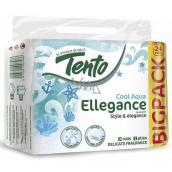 Tento Ellegance Cool Aqua toaletní papír 3 vrstvý, 16 m, 24 kusů