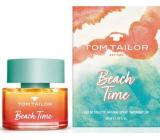 Tom Tailor Beach Time Frau Eau de Toilette für Frauen 30 ml