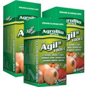AgroBio Agil 100 EC přípravek k likvidaci plevelů 90 ml
