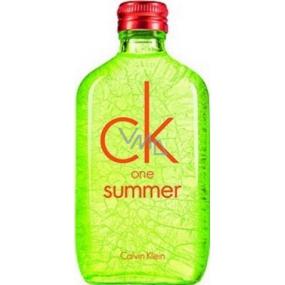 Calvin Klein CK One Summer toaletní voda unisex 100 ml Tester