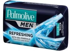Palmolive Men Refreshing toaletní mýdlo 90 g