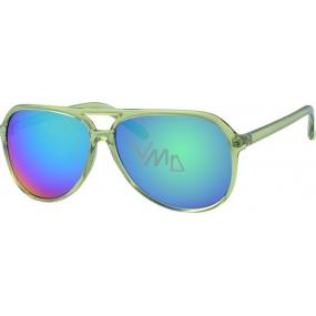 Fx Line Sluneční brýle zelené A40225