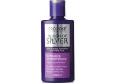 Pro:Voke Touch of Silver intenzivní kondicionér na blond, platinové nebo bílé vlasy 200 ml