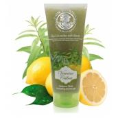 Jeanne en Provence Verveine Cédrat - Verbena a Citrusové plody sprchový peelingový gel 200 ml
