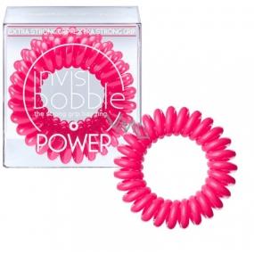 Invisibobble Power Pinking Of You Gumička do vlasů růžová spirálová 3 kusy