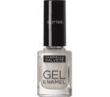 Gabriella Salvete Gel Enamel lak na nehty 12 Silver 11 ml