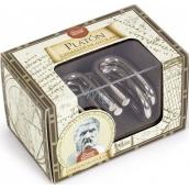 Albi Great Minds Platón kovový hlavolam 4,8 x 4,8 x 7,6 cm
