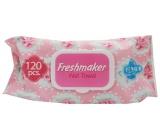 Freshmaker Vintage vlhčené ubrousky pro děti 120 kusů