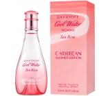 Davidoff Cool Water Sea Rose Caribbean Summer Edition toaletní voda pro ženy 100 ml