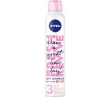 Nivea Fresh Revive Dry suchý šampon pro světlejší tón vlasů 200 ml