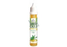 Bione Cosmetics Cannabis olej na pleť i tělo 30 ml