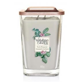 Yankee Candle Exotic Bergamot - Exotický bergamot sojová vonná svíčka Elevation velká sklo 2 knoty 552 g