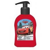 Disney Cars McQueen tekuté mýdlo pro děti dávkovač 250 ml