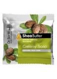 Dr. Santé Shea Butter Bambucké máslo krémové toaletní mýdlo 100 g