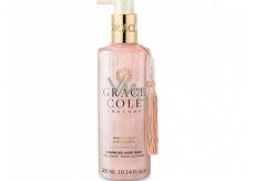 Grace Cole Ginger Lily & Mandarin - Exotické lilie a mandarinka čisticí tekuté mýdlo na ruce 300 ml