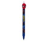 Colorino Gumovatelné pero Marvel Spiderman modré, modrá náplň 0,5 mm