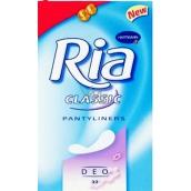 Ria Slip Classic Deo hygienické slipové intimní vložky 25 ks