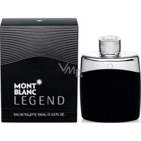 Montblanc Legend toaletní voda pro muže 100 ml