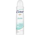 Dove Pure antiperspirant deodorant sprej pro ženy 150 ml